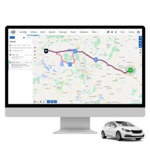 Plug and Play GPS Tracker