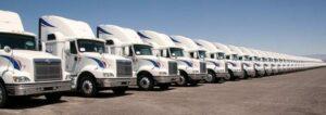 Truck Fleet for a Field Operation