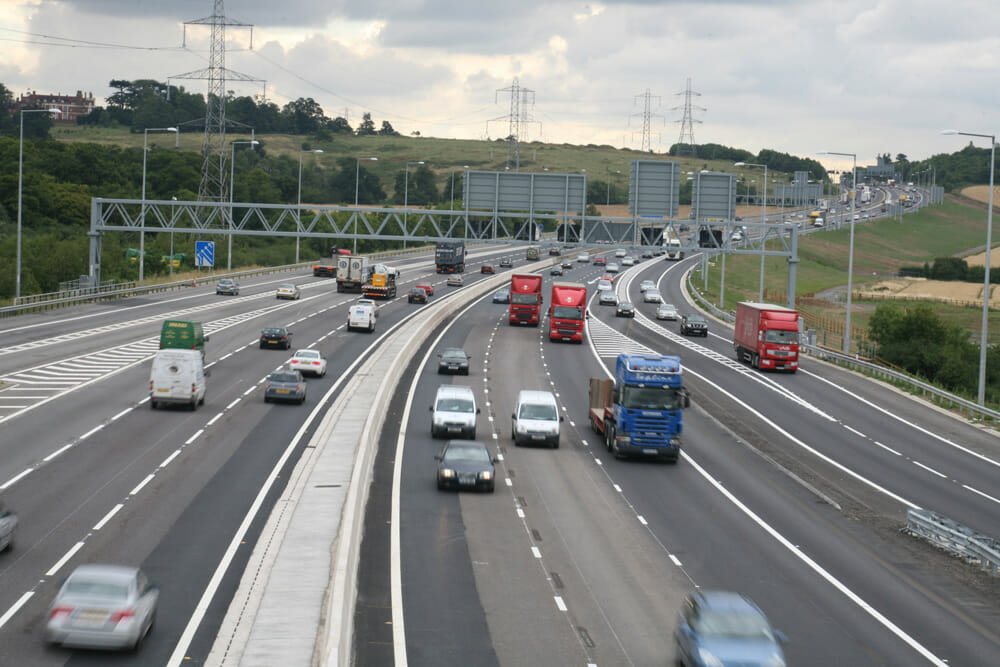 UK Highway Traffic