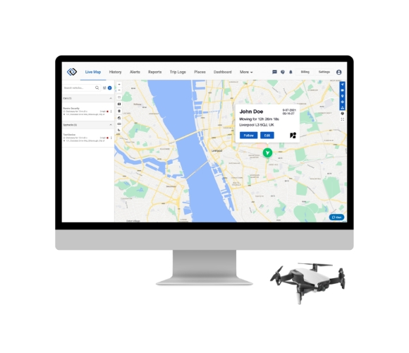Drone GPS Tracking Bundle