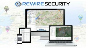 Rewire Security Tracking Software