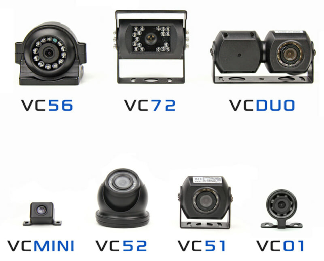 Vehicle CCTV Cameras
