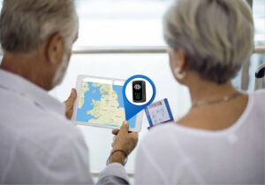 Alzheimer's Patients Using Tracking APP