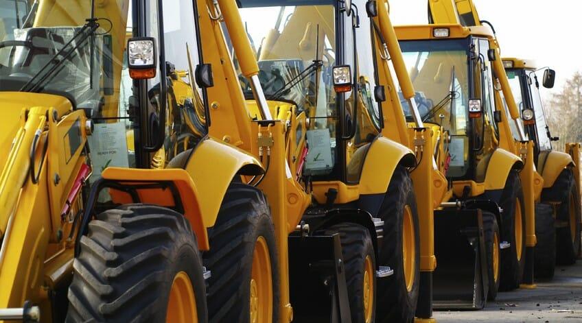 Construction Vehicle Fleet