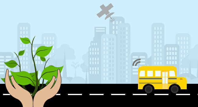 Benefits of GPS Trackers for the Environment