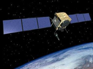New Generation GPSIII Satellite