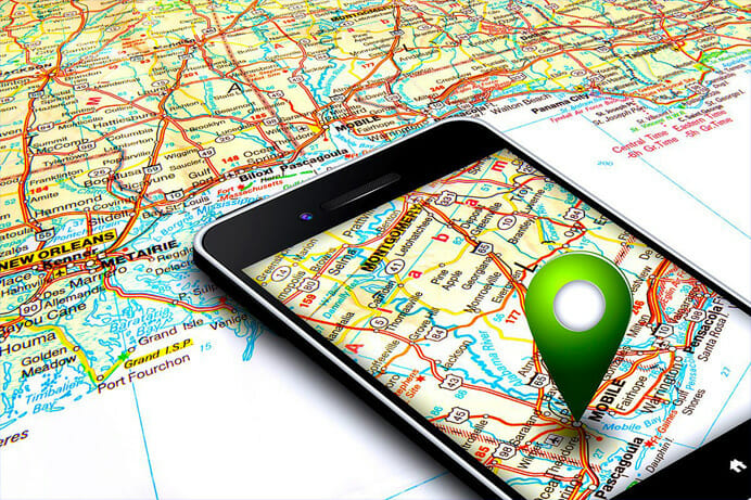 Mobile Friendly GPS Tracking