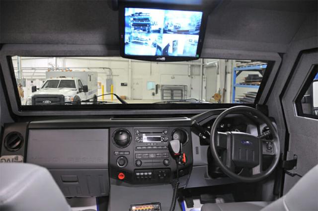 Vehicle CCTV System