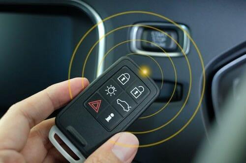 Keyless Vehicle Technology