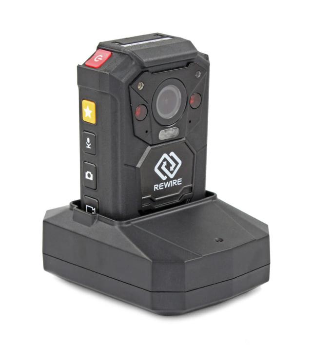 RX-3 Body-Worn Camera