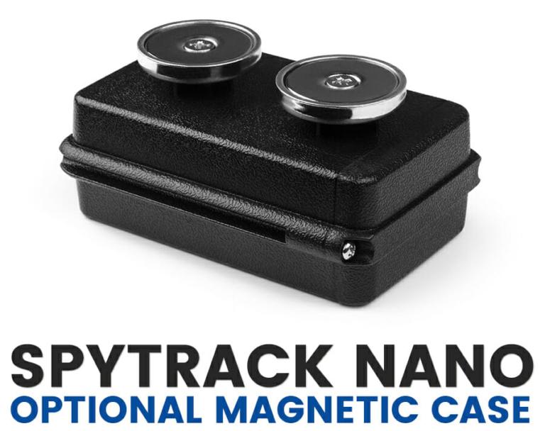 SpyTrack Nano Magnetic Case