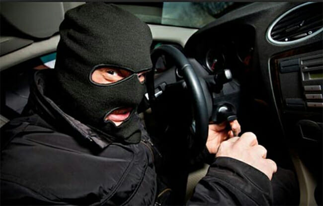 GPS Tracker Theft Protection