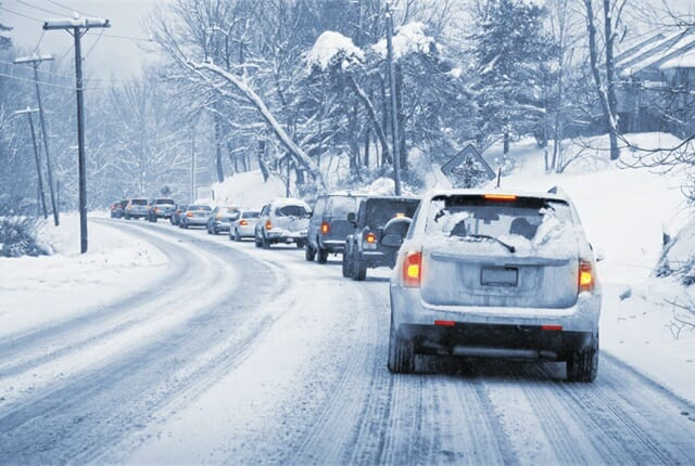 How Fleet Tracking Systems Help Prepare Your Vehicles For Winter