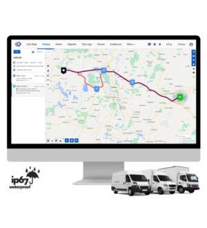Advanced Fleet Tracking System