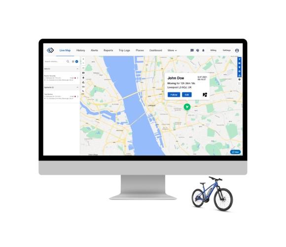 E-Bike Tracking Package