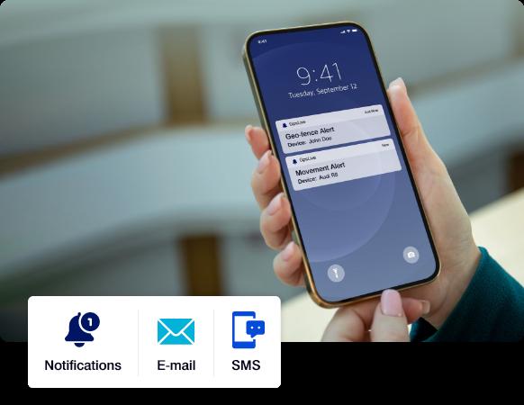 Instant Smartphone Notifications