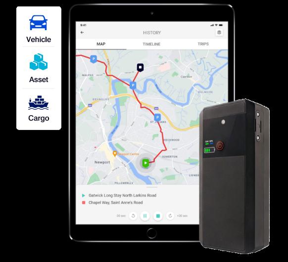 Spytrack Plus Battery Powered GPS Tracker